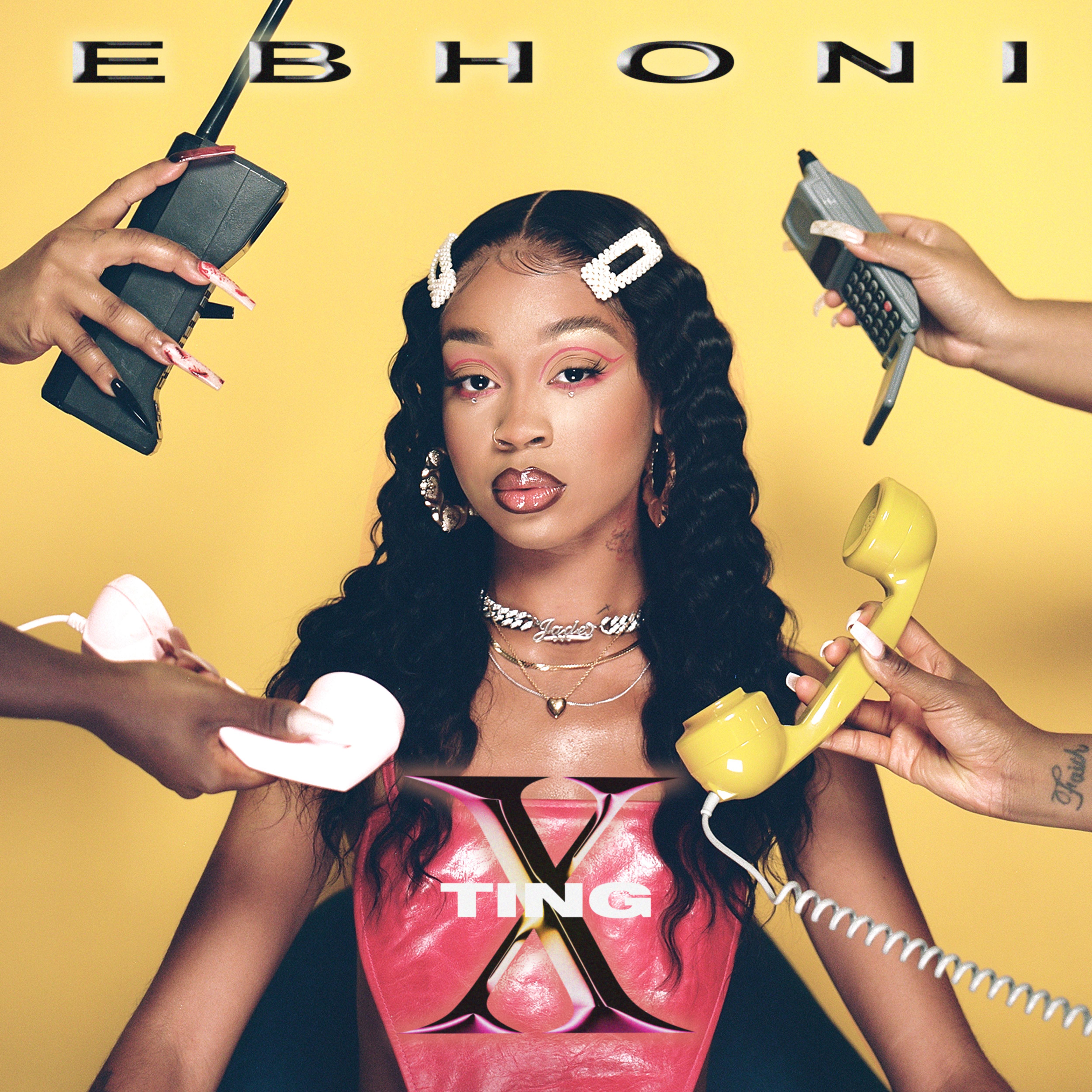 Ebhoni - X-Ting